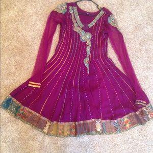 Dresses & Skirts - Anarkali suit (Indian /Pakistani) dress